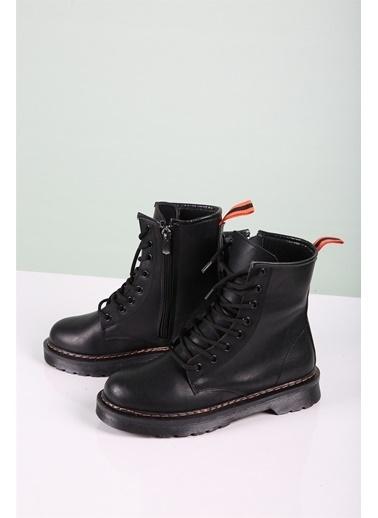 Z Giyim Bot Siyah